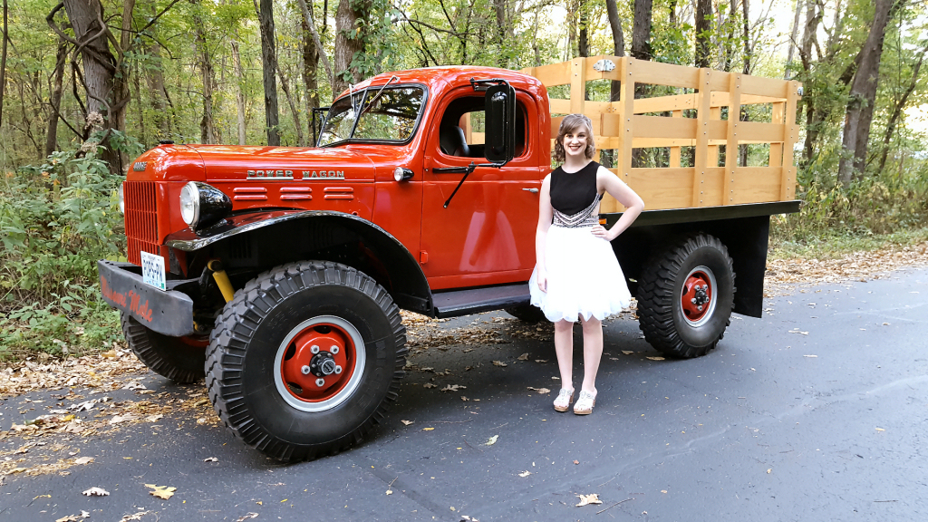 Blasting, Body Work and Painting on my 1946 Dodge Power Wagon