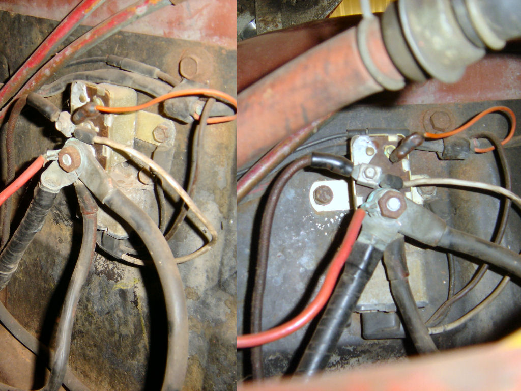 '64 W500 Wiring Cleanup (Fire Truck) - Power Wagon ...